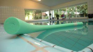 Schwimmbad in der Ruhrtalklinik