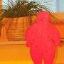 Das rote Männchen