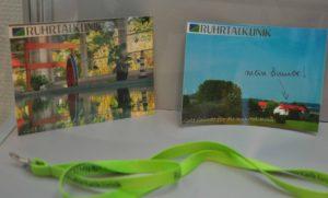 Postkarten von der Ruhrtalklinik
